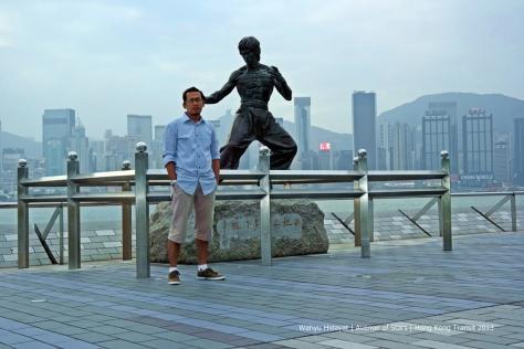 Avenue of Stars - Bruce Lee