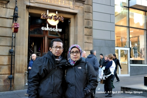 Hard Rock Café Glasgow