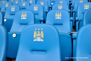 Etihad Stadium seats