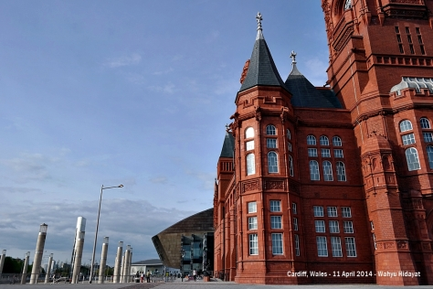 Pierhead Building - Cardiff Bay