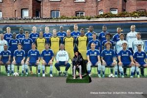 Fathan: True Chelsea's fan