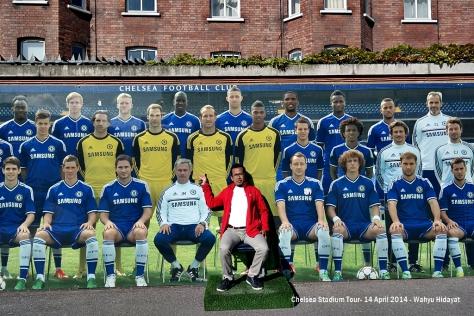 Hi Mourinho!