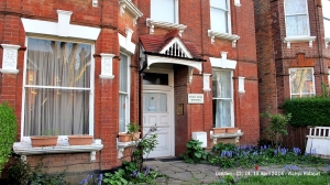 A student-managed Indonesian residence-hotel - Wisma Merdeka - in Willesden, London