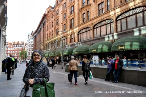 Qatar-owned Harrods