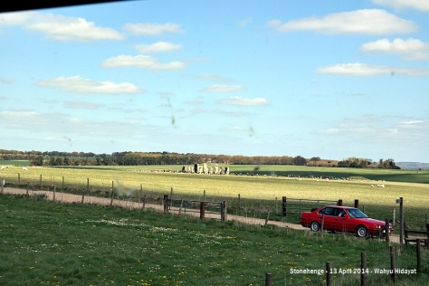 Stonehenge from Road A303