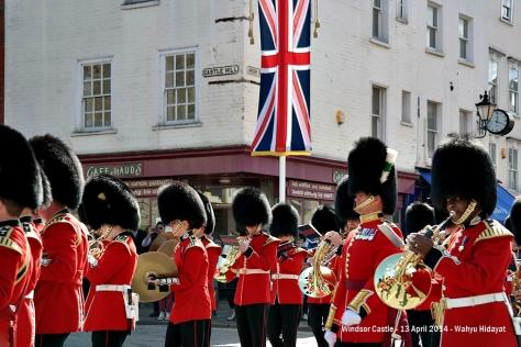 Guard Changeat Windsor Castle
