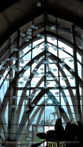 Inside Welcome Center