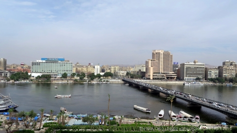 The legendary Nile from Novotel