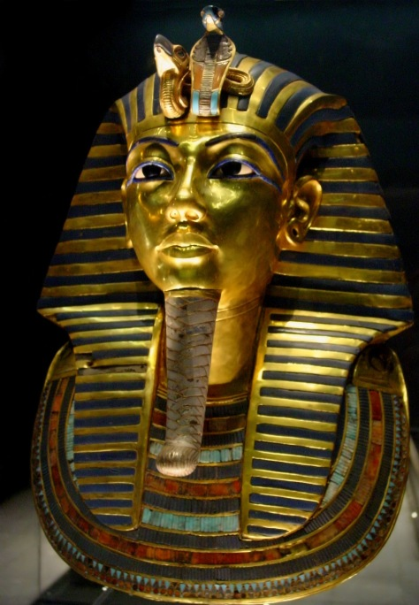 Tutankhamun Burial Mask